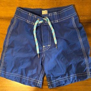 J crew board shorts - toddler 3 EUC
